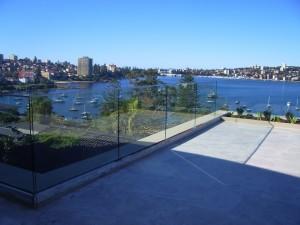 12mm glass pool fencing - Sydney