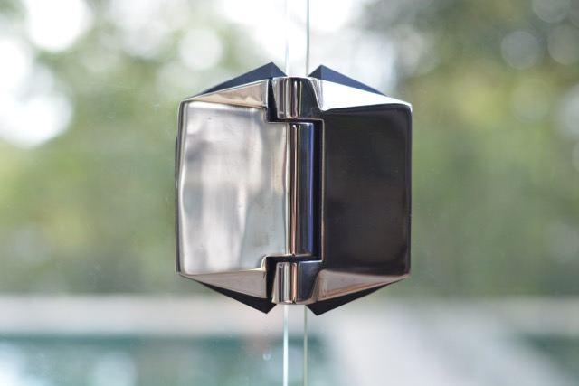 POLARIS Soft Close Hinge - Glass Pool Fencing FX